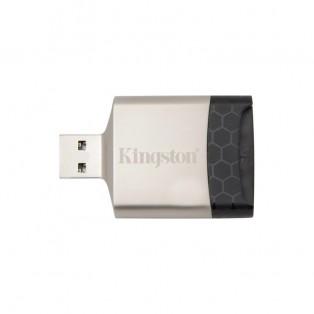 Kingston MobilLite G4 - Minneskortläsare - USB 3.0