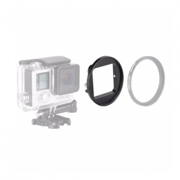 Filteradapter 52mm till GoPro