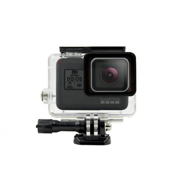 Vattentätt skal till GoPro Hero5