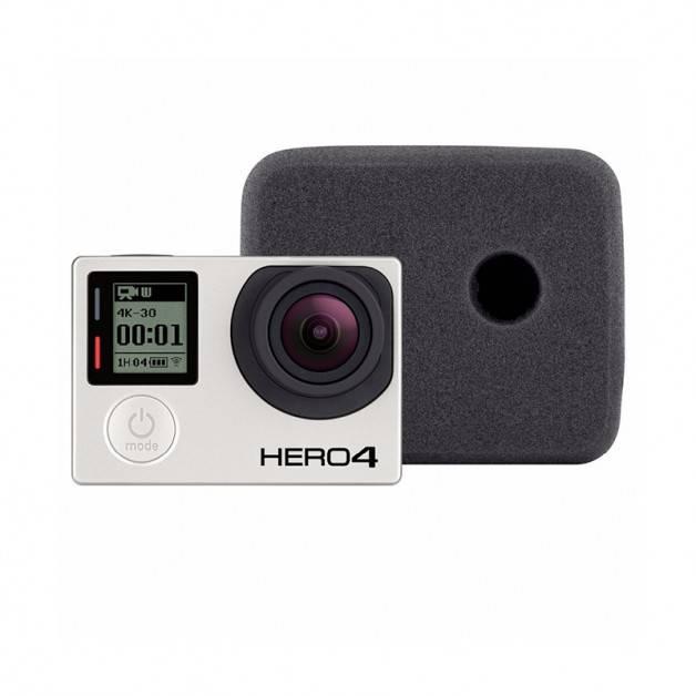 Vindskydd till GoPro