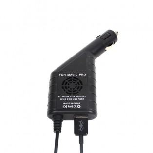 Batteriladdare för bil till DJI Mavic Pro