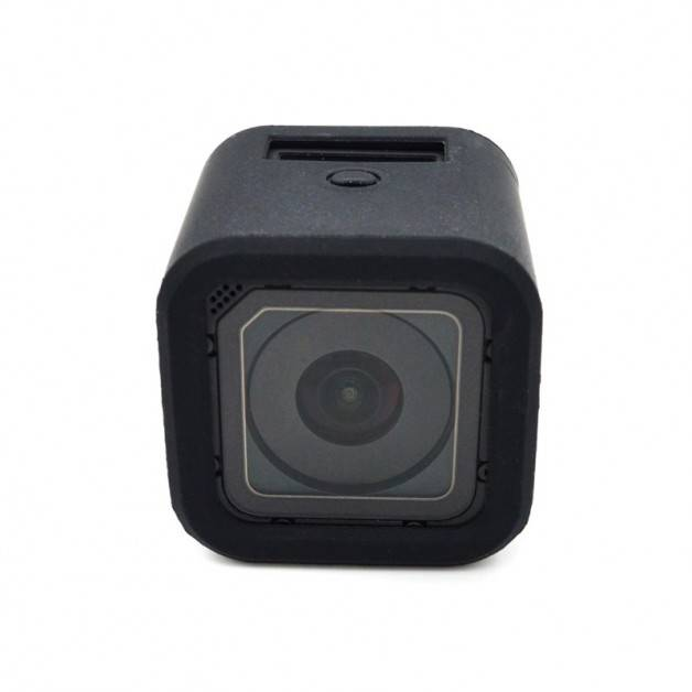 Skyddsskal till GoPro Hero4 Session - Svart