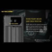 Nitecore Batteriladdare UNK1 för Nikon EN-EL14 / EN-EL15 batterier - Kombo