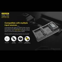 Nitecore Batteriladdare USN4 PRO för Sony NP-FZ100 batterier - Dubbel