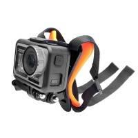 Fäste för hjälm vid haka - GoPro-fäste - Kit