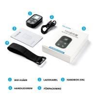 Fjärrkontroll WiFi Smart Remote till GoPro - OLED