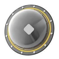 "Dome Port 6"" till GoPro Hero8 Black - Kit"