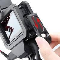 Ulanzi G8-5 Skyddsram Vlog Aluminium med tillbehörshållare cold shoe till GoPro Hero8 Black