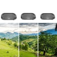 PRO-mounts Filter 3-pack PRO - ND8 + ND16 + ND32 till DJI Mavic 2 Pro - Kit