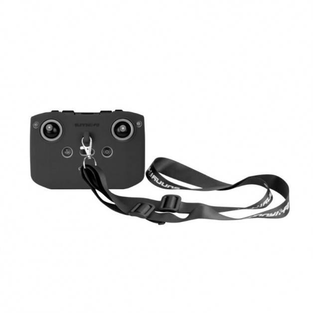 Silikonfodral Nackrem / Sele för fjärrkontroll till DJI Mavic Air 2 - Kit
