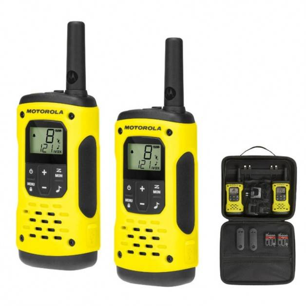Motorola Walkie-talkie Talkabout T92 H2O twin-pack