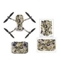 Klistermärke / Skin till DJI Mini 2 - Kamouflage Öken