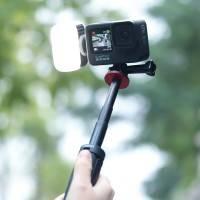 Ulanzi VL30 Belysning Mini LED för foto / video - 750mAh internt batteri - 340lux
