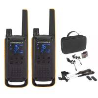 Motorola Walkie-talkie Talkabout T82 Extreme twin-pack
