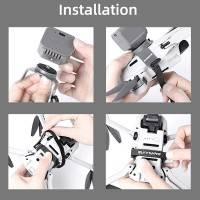 LED-Belysning / Strålkastare för DJI Mavic 2 Pro / Zoom - Kit