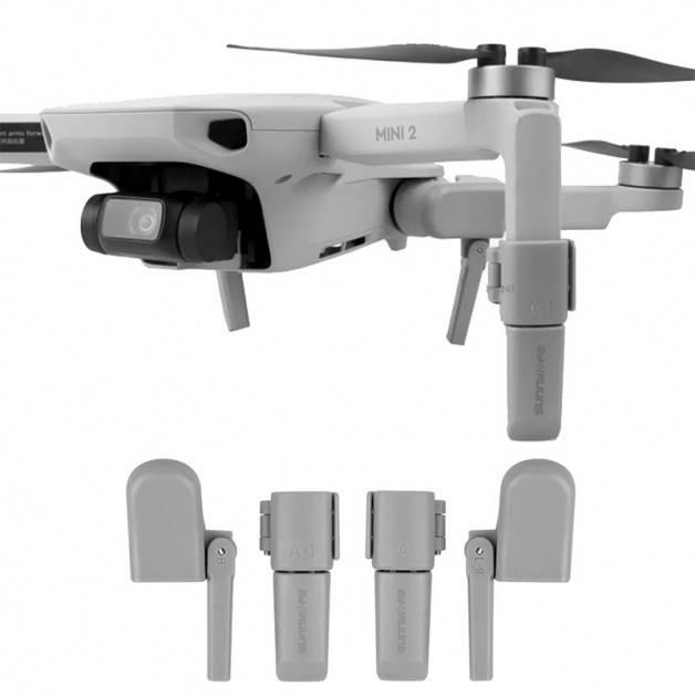 Landningsställ förlängning till DJI Mini 2 - Infällbara