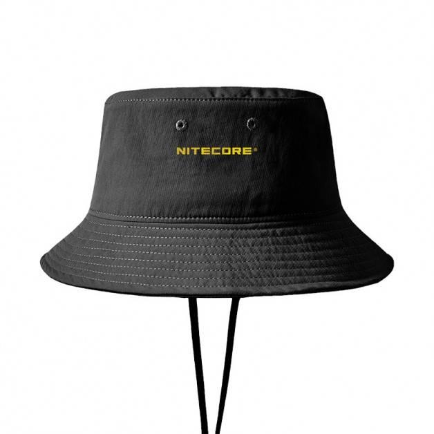 Nitecore NDH20 Boonie Hat - Hatt med Nano-tech - Svart