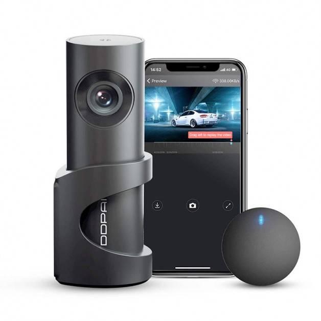 DDPAI Mini3 Dashcam / Bilkamera 1600p/30fps