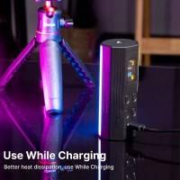 Ulanzi i-Light Belysning LED för foto / video - RGB - 2000mAh internt batteri - Magnet - 200lm