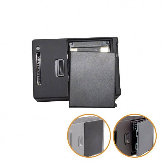 Batterilucka till GoPro