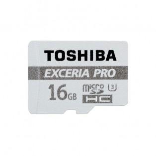 Toshiba microSD Exceria Pro M401 16GB (95/80 Mb/s) Minneskort SDXC