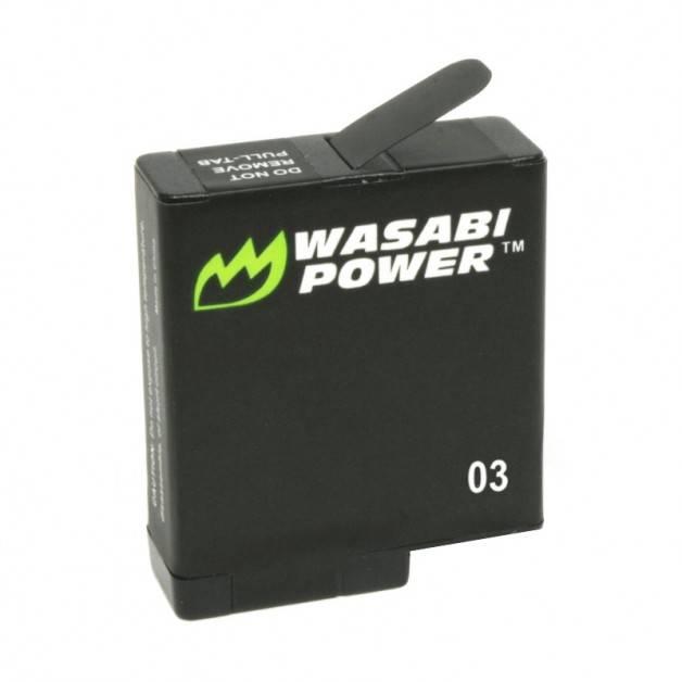 Wasabi Power Batteri till GoPro Hero5 - ersätter AHDBT-501 - 1220mAh